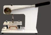 LS-H Bench-Top Soap Press