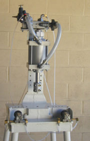 Used Mazzoni ST-A Soap Press