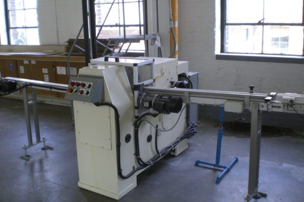 Used SAS Mignon Soap Press