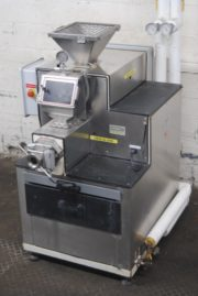 Used SIGMA Model LE-3D Duplex Vacuum Plodder