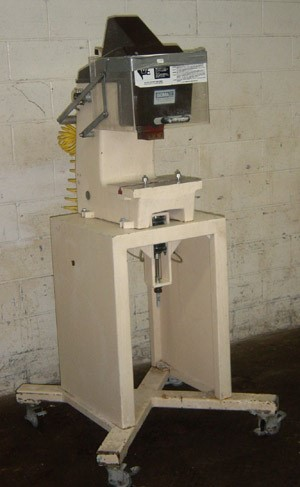 Used SIGMA Model LS-6 Semi-Automatic Soap Press
