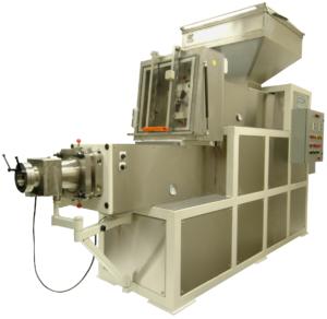 Refiner /Plodders -- Large Sizes Simplex, Duplex and Vacuum Duplex Machines for Bar Soap Production