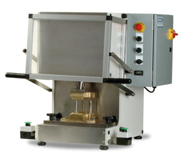 LS-1 Soap Press For Laboratory, Pilot Plant or Low Production Applications