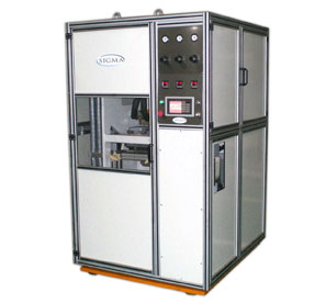 R300 Soap Press for use in production environments